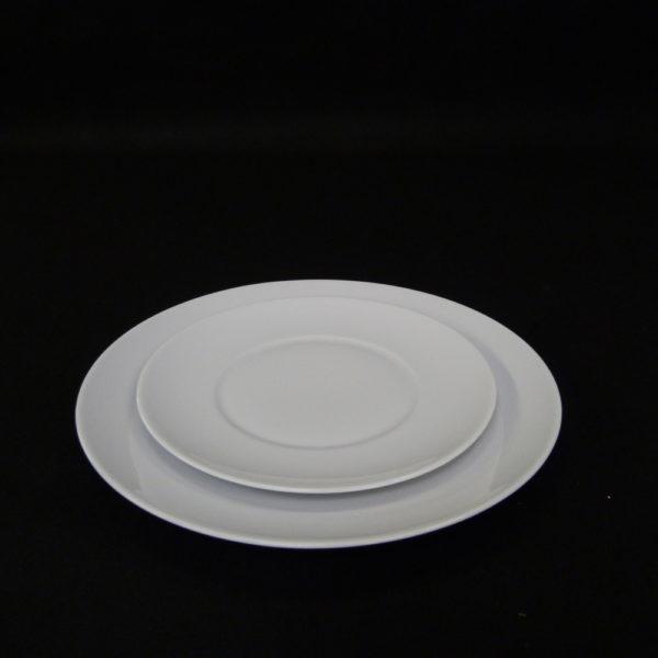 Assiette ronde 23 & 26 cm Spania