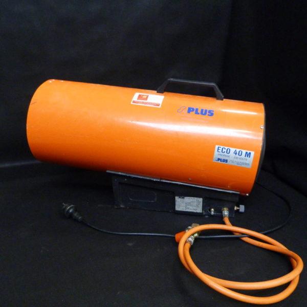 Chauffage soufflant gaz