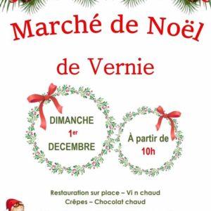 Marché de Noël de Vernie
